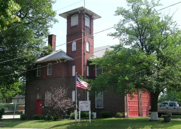 Fire Station at 424 South Avenue