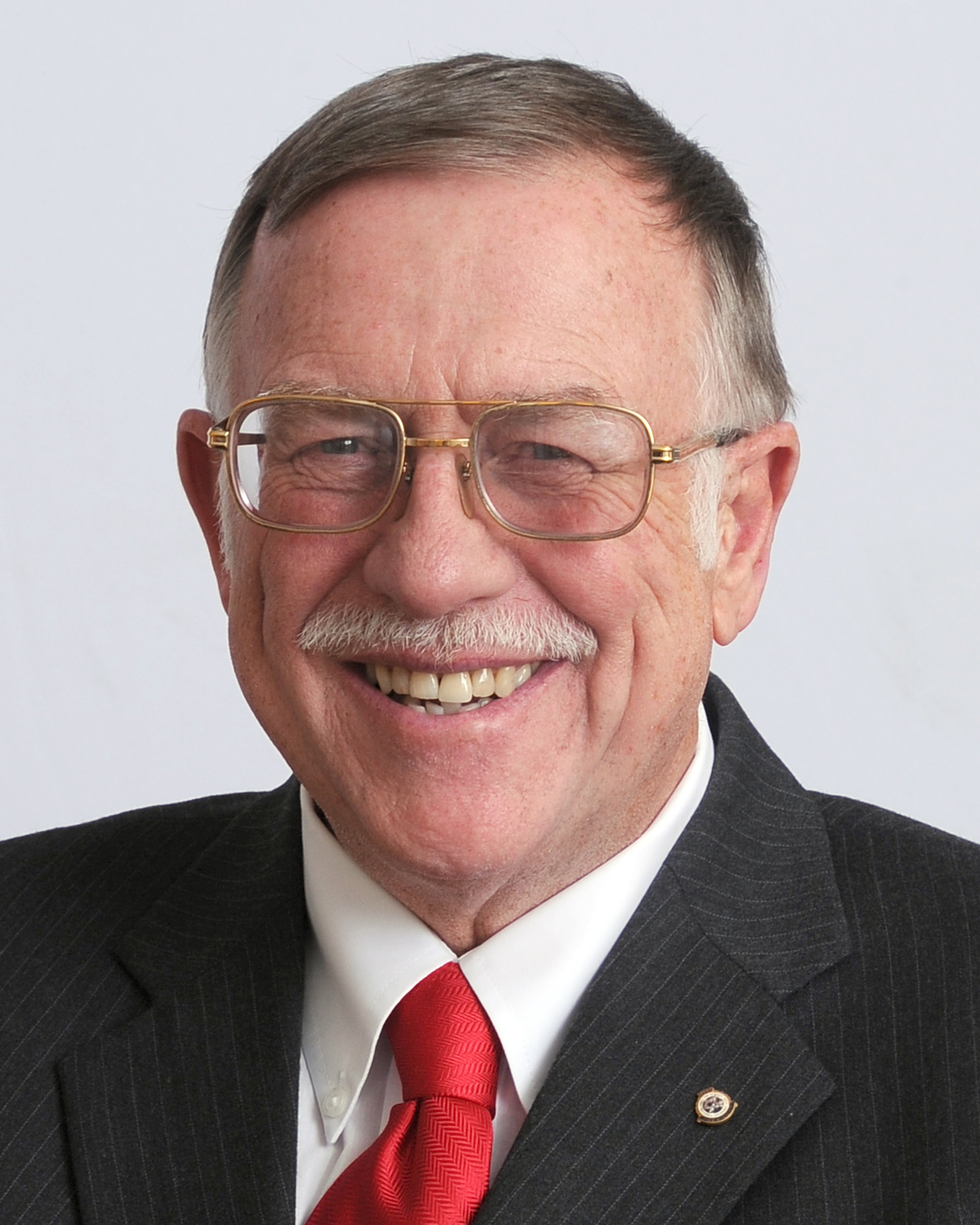 Treasurer John Schwab