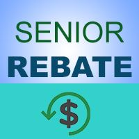 Senior Rebate Icon