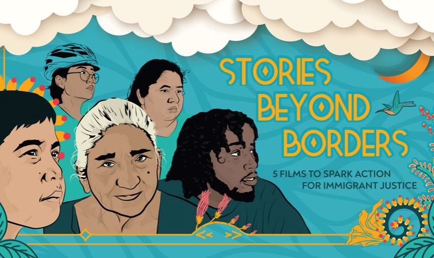 Stories Beyond Borders Screening at Waukegan Public Library