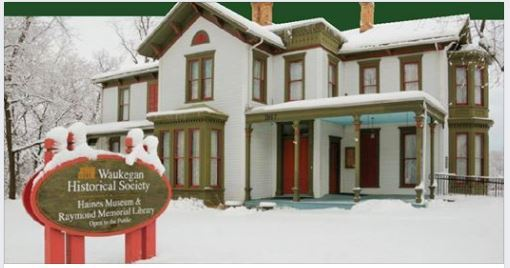 Waukegan History Museum Holiday Open House