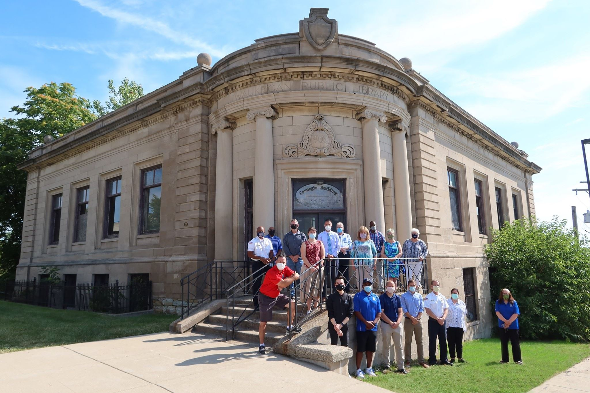 Carnegie Library Acquired