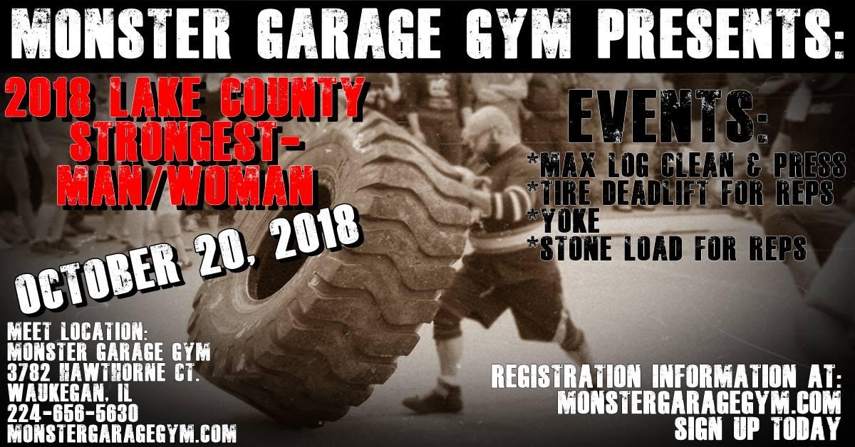 World s strongest man brian shaw s garage gym