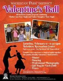 All Inclusive Family Valentines Ball