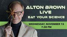 Alton Brown Live Eat Your Science