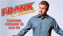 Frank Caliendo at the Genesee