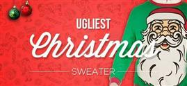Frolic Lounge Ugly Sweater Party