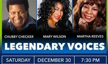 Legendary Voices at the Genesee
