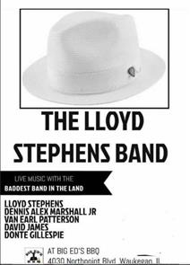 The Lloyd Stephens Band at Big Eds