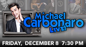 Michael Carbonaro at the Genesee