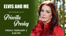 Elvis and Me an evening with Priscilla Presley