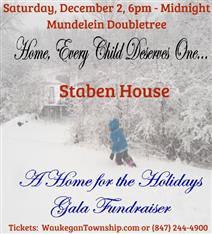 Staben House Home For the Holidays Gala