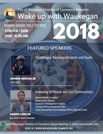 Wake up with Waukegan