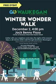 Winter Wonder Walk