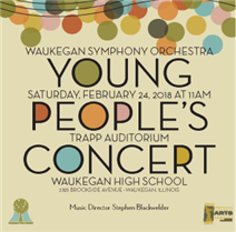 Waukegan Symphony Orchestra Young Peoples Concert