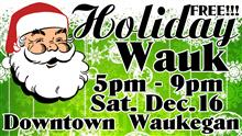 HolidayWauk December ArtWauk