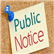 Public Notice Budget Available