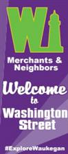 Sample of Waukegan Banner
