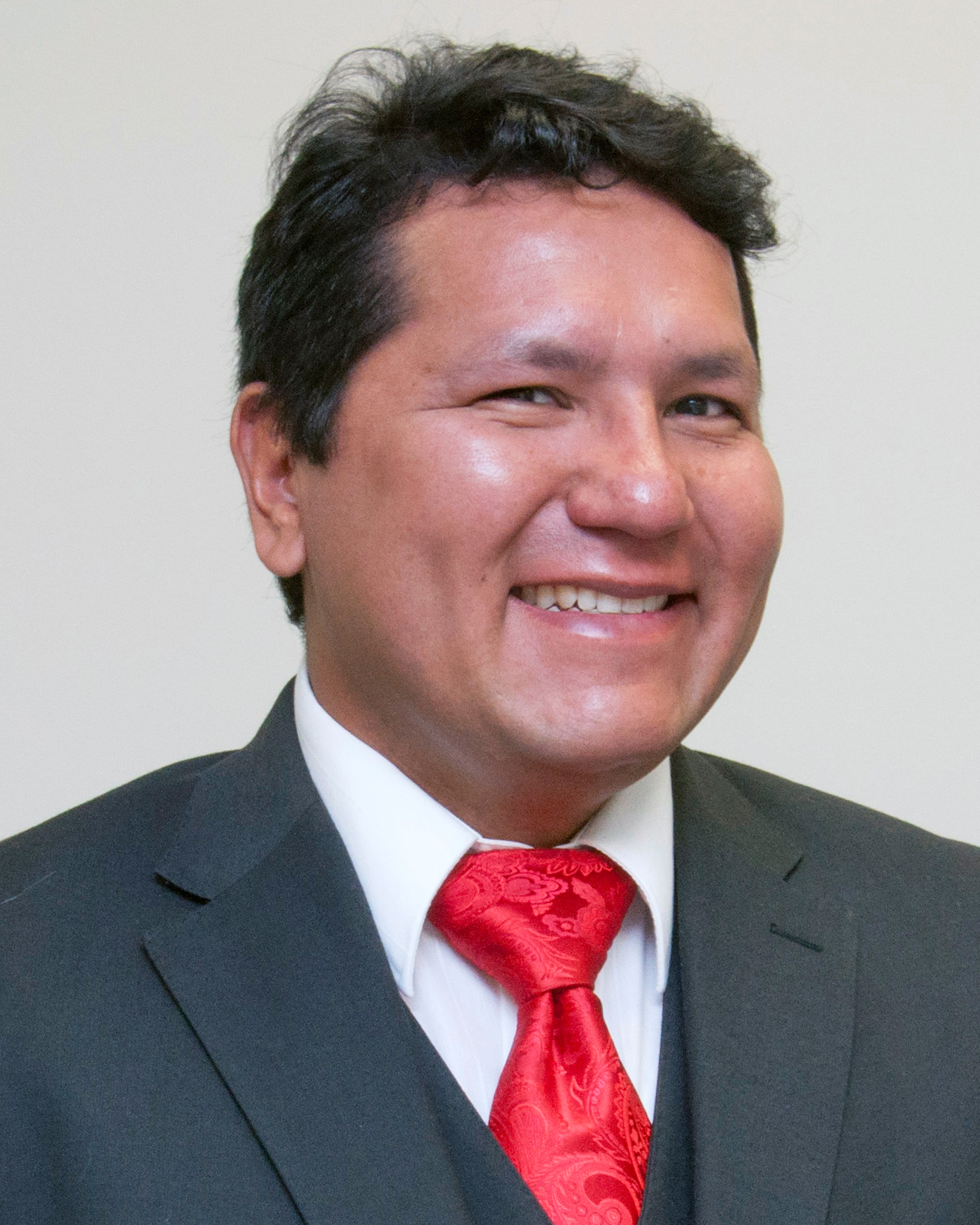 Alderman David Villalobos
